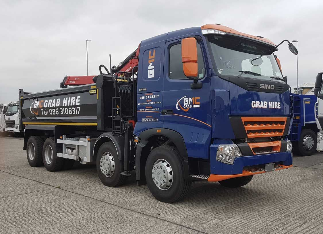 GMC Grab Hire Ltd